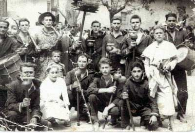 St Quintí Foto Antiga